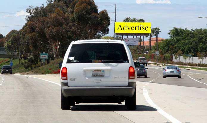 55 Freeway Billboard - Mesa Dr